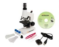Celestron 44320-CGL Digital Student Microscope Kit